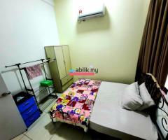 Bukit Indah Room, Fully Furnished,  RM 430!!! - Image 2